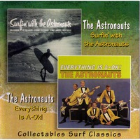 Surfin With The Astronauts / Everything Is A-Ok!