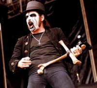 King Diamond and Black Rose