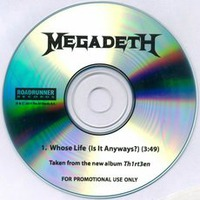 Whose Life [Is It Anyways?] [Promo Cd Version]