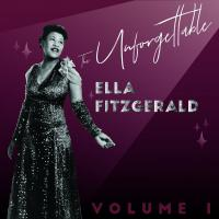 The Unforgettable Ella Fitzgerald Vol. 1 Cd4