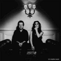 Diamanda Galas and John Paul Jones