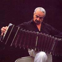 Astor Piazzolla and David Tononbam