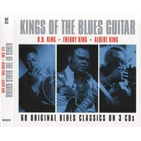 Kings Of The Blues Guitar [Updated and Reissued] : Cd 2 Freddy King