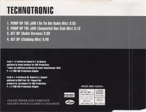 Global deejays feat. Technotronic get up (cd, single) | discogs.