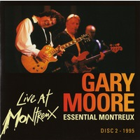 Gary Moore Essential Montreux Cd 2