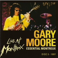 Gary Moore Essential Montreux Cd 3