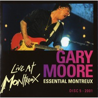 Gary Moore Essential Montreux Cd 5