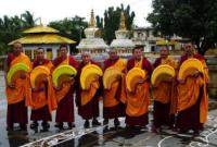Tibetan Monks Of Gaden Sharste and Corciolli