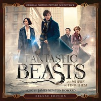 Fantastic Beasts And Where To Find Them [Deluxe Edition] Cd2