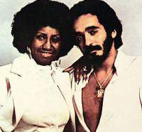 Celia Cruz and Willie Colon