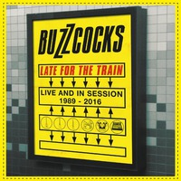 Late For The Train: Live And In Session 1989-2016 Cd5