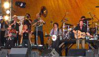 Bruce Springsteen with the Sessions Band