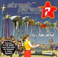 The Official Street Parade Compilation (cd1)