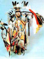 American Indian Dancers and Singers