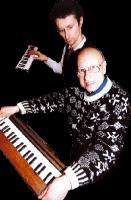 Jean Jacques Perrey and David Chazam