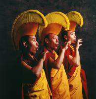 Monks of the Drepung Loseling Monastery