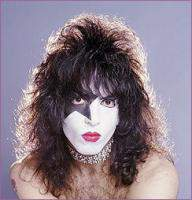 Paul Stanley and San Francisco Ca and Usa; Fillmore Strutter