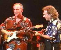 Lee Ritenour and Larry Carlton