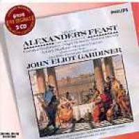 Alexander s Feast or the Power of Music ( The Sixteen Christophers ) CD01