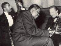 Oscar Peterson Trio with Lester