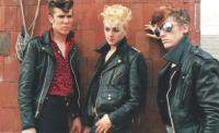 Stray Cats (Lemmy, Slim Jim And Danny B)