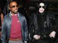 Michael Jackson with Will I Am