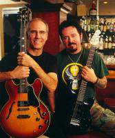 Larry Carlton and Steve Lukather