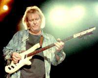 Chris Squire and Billy Sherwood