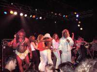 George Clinton and the P-FUNK all stars