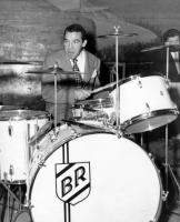 Buddy Rich and Max Roach