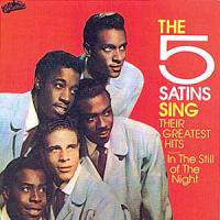 The 5 Satins Sing Their Greatest Hits