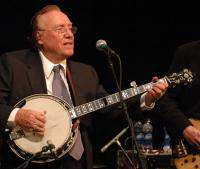 Earl Scruggs and Tom T. Hall