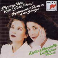 West Side Story ( Katia and Marielle Labeque , pianos - Trilok Gurtu and Others , percussion )