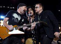 U2 And Green Day