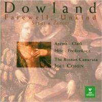Dowland Farewell Unkind Songs Dances CD01