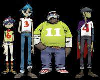 Gorillaz Feat Mos Def and Bobby Womack