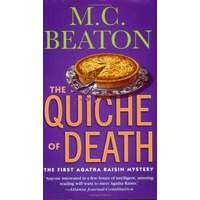 Agatha Raisin And The Quiche Of Death ( Read By: Donada Peters )