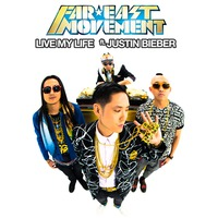 Live My Life (Feat. Justin Bieber) (Cd Single)
