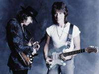 Stevie Ray Vaughan And Jeff Beck